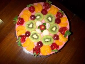 Pesan Cake Agar Agar Puding Di Jakarta, Kue Lapis Agar.